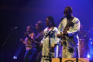 Amadou ert Mariam @ Chorus Festival
